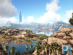 серверы ARK: Survival Evolved с картой ragnarok