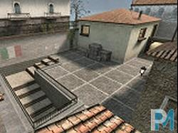 серверы Counter Strike Source с картой cs_italy