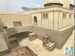 серверы Counter Strike Source с картой de_dust