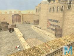 серверы Counter Strike Source с картой de_dust2_unlimited