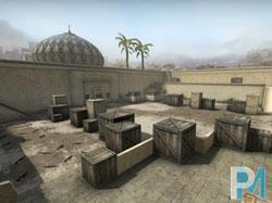 серверы Counter Strike Global Offensive с картой aim_map