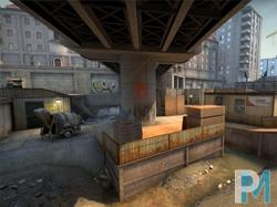 серверы Counter Strike Global Offensive с картой de_overpass