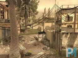 серверы Call of Duty 4: Modern Warfare с картой mp_backlot