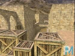 серверы Counter Strike 1.6 с картой de_dust2002