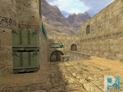 серверы Counter Strike 1.6 с картой de_dust2_2x2