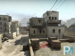 серверы Counter Strike Global Offensive с картой de_dust2_2x2